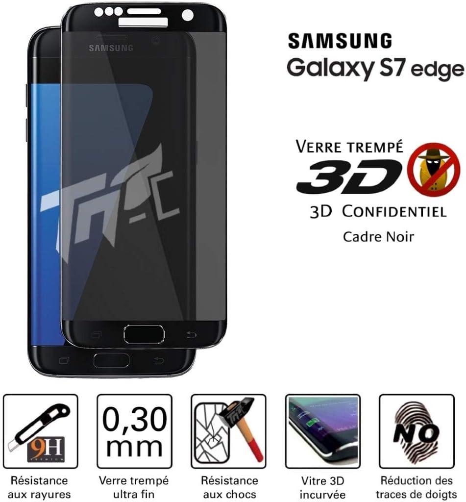 TM-Concept® - Cristal Templado Curvado 3D para Samsung Galaxy S7 ...