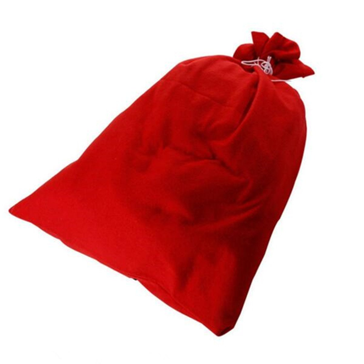 VERISA Extra Large Christmas Santa Sack Bag Stocking for Gifts Presents Packing 60*90cm Red