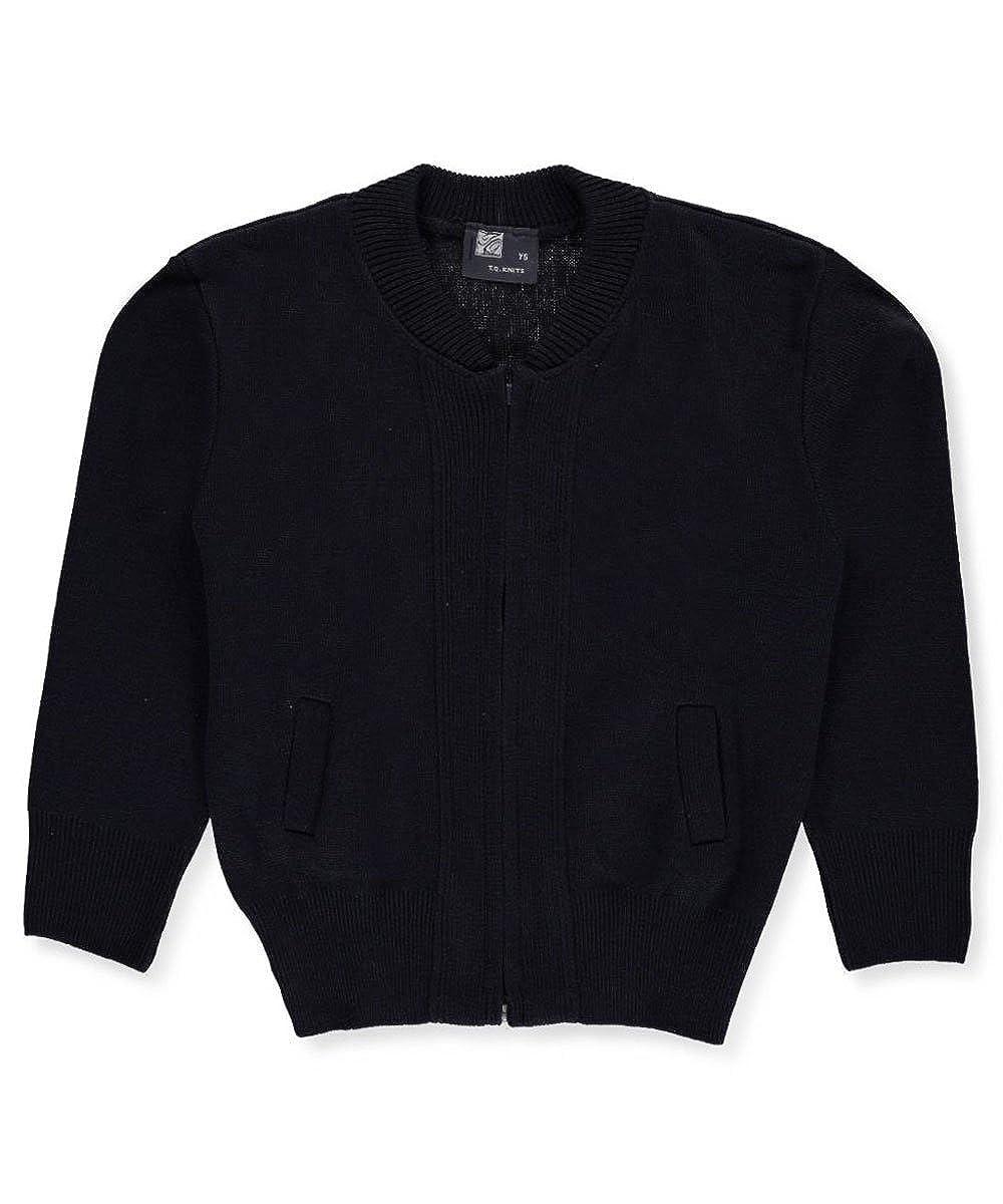 T.Q. Knits Little Boys' Ivy Zip-Up Sweater
