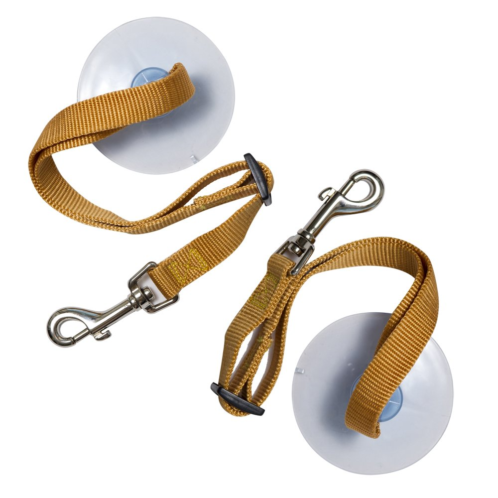 Rinse Ace Pet Bathing Tether Straps, 2 Pack