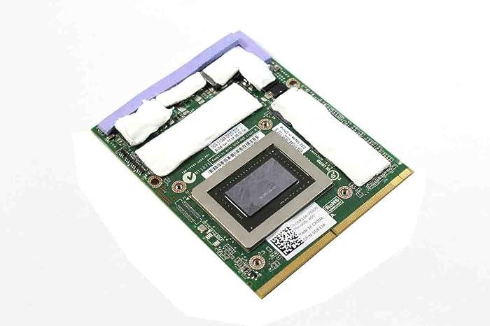 Genuine Graphics Card Nvidia Quadro 4000M N12E-Q3-A1 2 GB GDDR5 256 bit For Precision M6600 DR11K By EbidDealz
