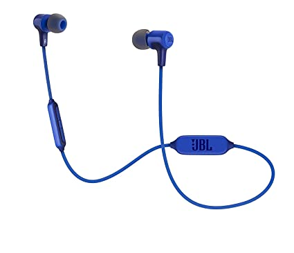 9b3af89f05e Image Unavailable. Image not available for. Colour: JBL E25BT Signature  Sound Wireless in-Ear Headphones with Mic ...