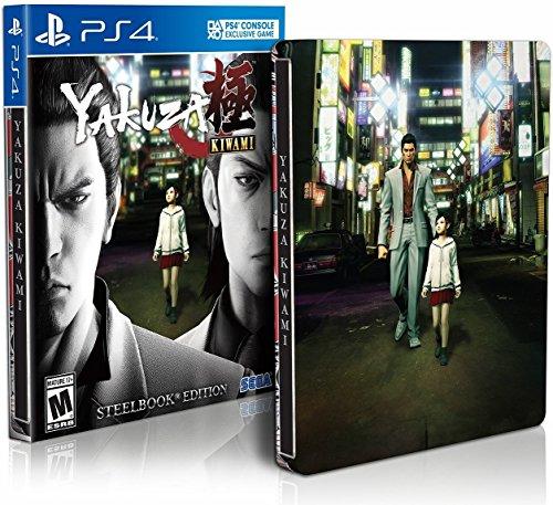 Yakuza Kiwami - PlayStation 4 Steelbook - Northwest Stores Mall