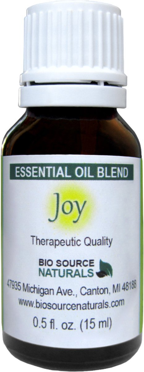 Amazon.com : Joy Essential Oil Blend 1 oz / 30 ml - Cope with Loss of Love, Grief, Sadness with Essential Oils of Neroli, Lemon, Vanilla and Jasmine : ...