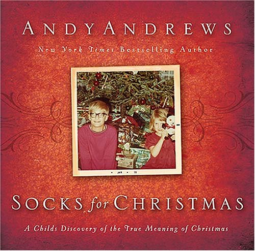 Socks for Christmas: A Child's Discovery of the True Meaning of Christmas (Andy Thomas True Blues)