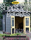 Sheds and Garages, Rick Peters, 0376013761