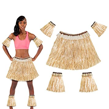 Amazon.com: B bangcool Hula Set Creative Decorative Plastic ...