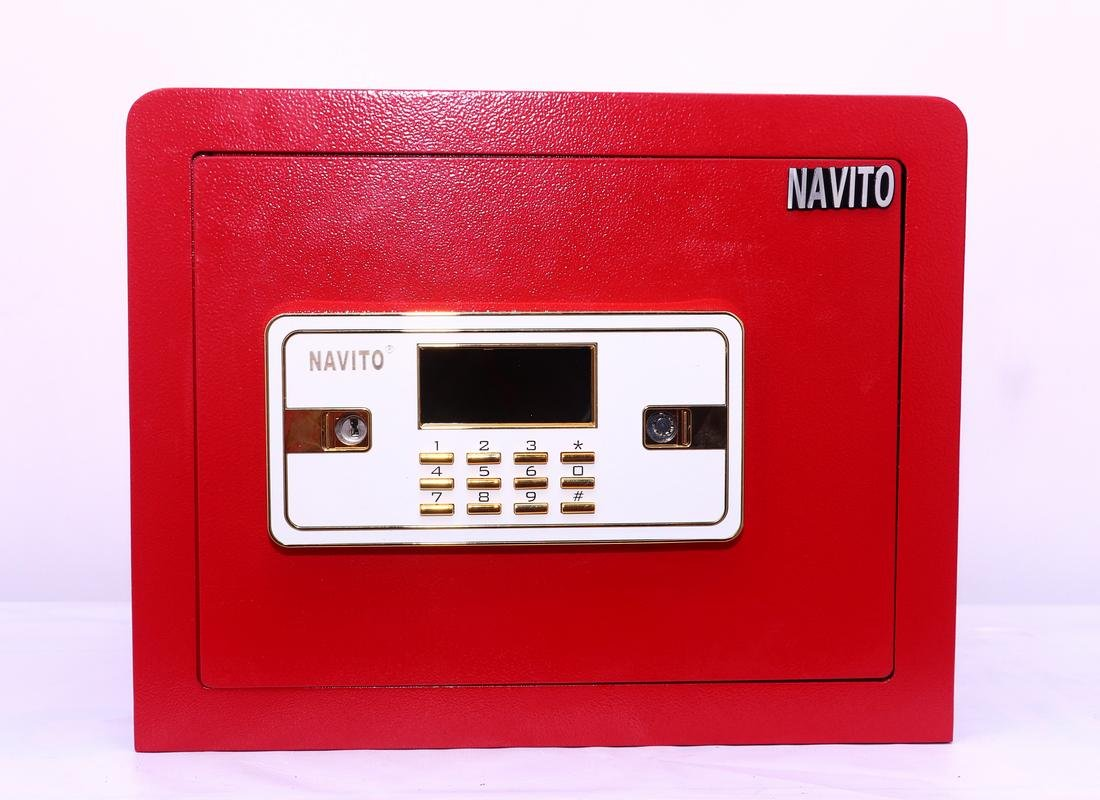 Navito Orion 250L Alarm & Memory Series Safe Steel Locker
