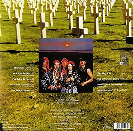 Taken By Force - 50th Anniversary Deluxe Edition : Scorpions: Amazon.es: Música
