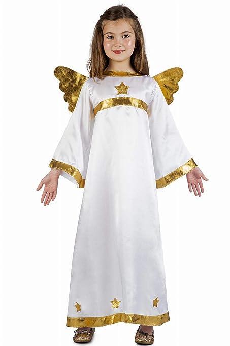Disfraz de Ángel Estrellas para niños: Amazon.es: Juguetes y ...