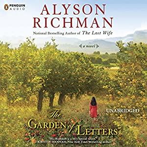The Garden of Letters Audiobook