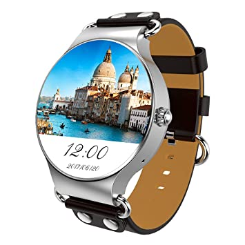 Amazon.com : WTGJZN KW98 3G Smartwatch Phone Android 5.1 ...