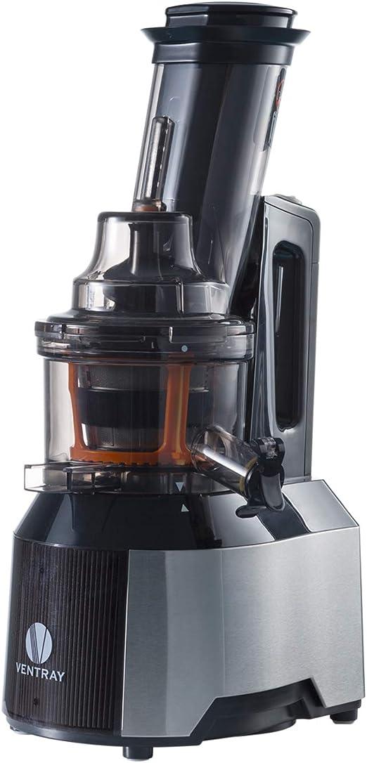 Ventray Licuadora Prensado en Frio Extractor de zumos para Frutas ...