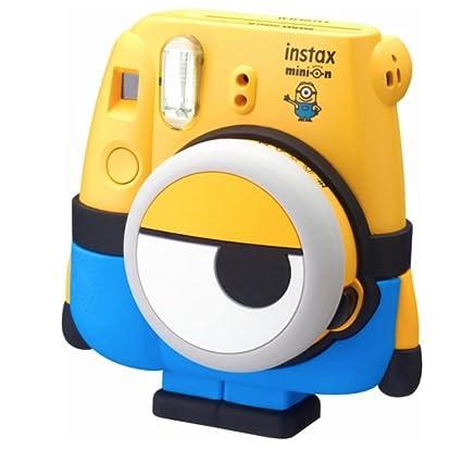 4571fae34 Amazon.com   Fujifilm 16556348 Minion Instax mini 8 Instant Film Camera    Camera   Photo