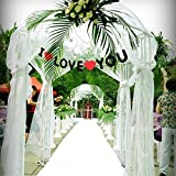I LOVE YOU Banner, ProCIV Proposal Decoration for Courtship, Birthday, Wedding Anniversary Bridal Party