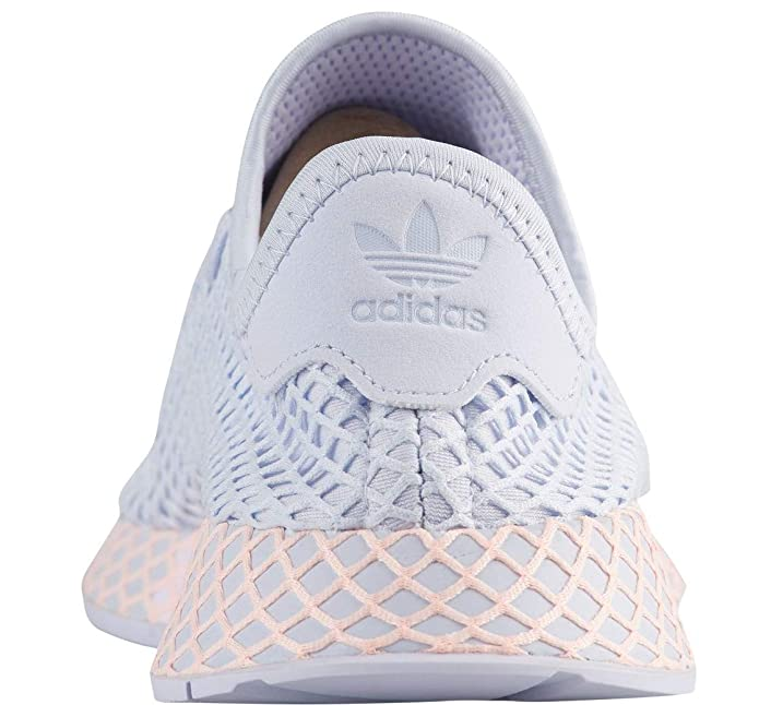 timeless design 45eed e229a Amazon.com  adidas Deerupt Runner W Womens B37878  Fashion S