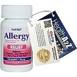 HealthA2Z Allergy Relief, Compare to Benadryl® Active Ingredient