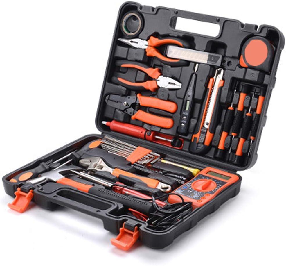 LXXL Home Repair Tool Set Bag Repair Tool Set Toy Combination Package Mixed Tool Set Small Tool Kit Accurate Measurement Pipeline Repair Car Repair Handyman