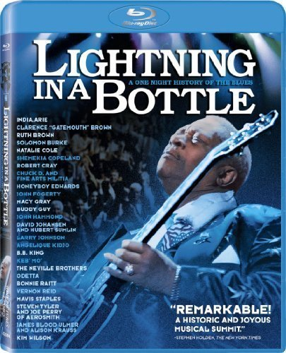 Lightning in a Bottle [Blu-ray] by Sony Pictures Home Entertainment by Antoine Fuqua