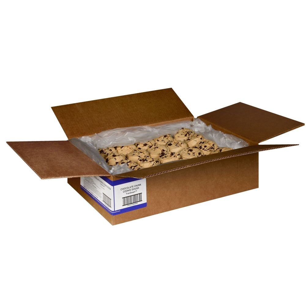 HC Brill Transmart Gourmet Chocolate Chunk Cookie Dough, 4 Ounce -- 96 per case.