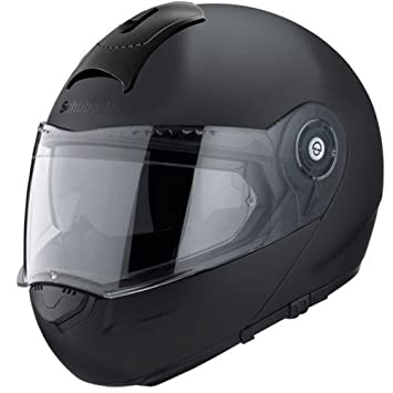 Schuberth C3 Basic Mate Negro Motocicleta Casco