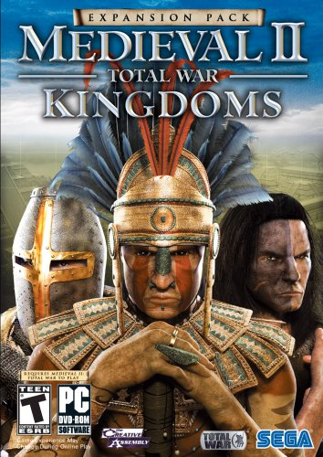 Medieval II Total War: Kingdoms Expansion Pack - PC