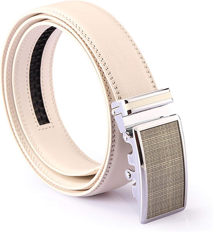 High-end Christmas gifts Fashion Mens Genuine Leather Strap Waistband Belt for Women Weddingigh QualityYellow