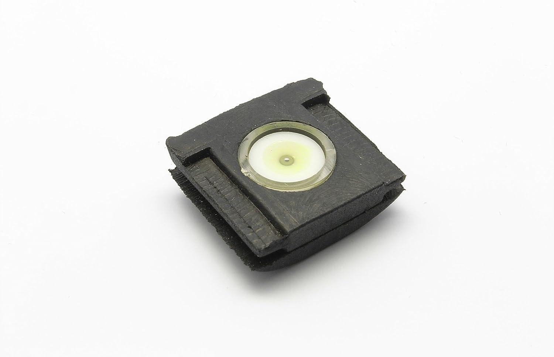 Photo Plus Bulls Eye Spirit Level for Canon EOS 7D 6D 5D Mark III 5D Mark II 60Da 60D 50D 40D 30D 20D 10D Pack of 2