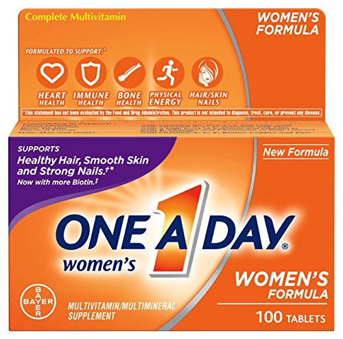 One Day Womens Multivitamin Tablets product image