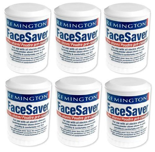 Remington SP-5 SP5 Face Saver Pre-shaver Powder Stick (6 pack) Model: 81627-6PACK (Newborn, Child, ()