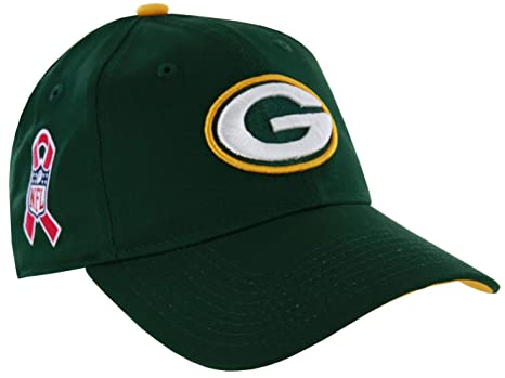 37ed3c59 Amazon.com : Green Bay Packers Women's Sideline 940 Breast Cancer ...