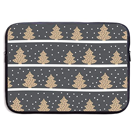 a05d4920f515 Amazon.com: VEGAS Tree Snow Laptop Sleeve Case Bag Handbag for ...