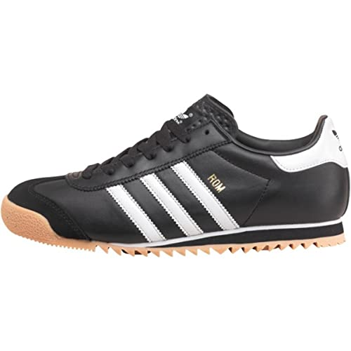 new product 57096 6eb0f adidas Rom, Nero Nero  Amazon.it  Scarpe e borse