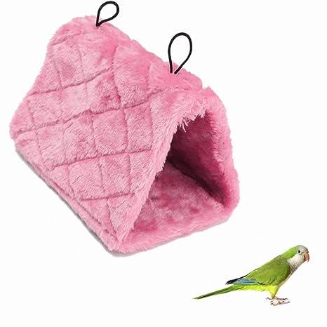 LA VIE Nido de Invierno para Pájaros Ratones Cueva Hamaca Cálido ...