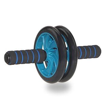 Amazon.com: Lonni Ab - Rodillo de ruedas, doble rueda para ...