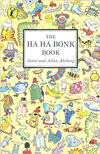 The Ha Bonk Book Young Puffin Books Amazoncouk Janet Ahlberg 8601404231094