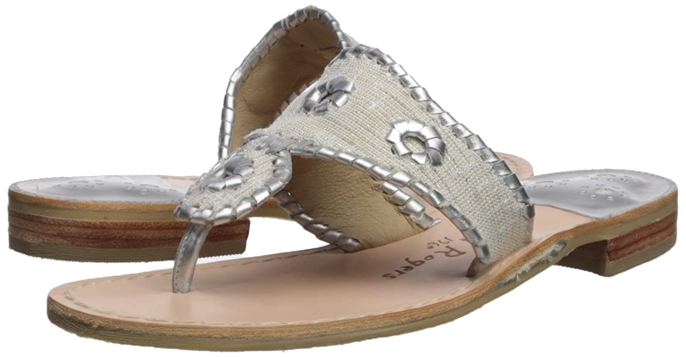 0bf184c2e9be Amazon.com  Jack Rogers Women s Isla Flat Sandal  Shoes