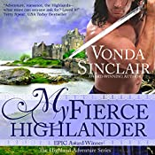 My Fierce Highlander: Highland Adventure, Book 1 | Vonda Sinclair