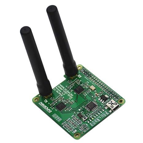 Semoic MMDVM Duplex Hotspot Support P25 DMR YSF NXDN: Amazon