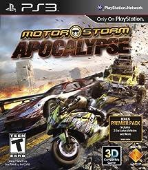 MotorStorm Apocalypse - PS3 [Digital Code]