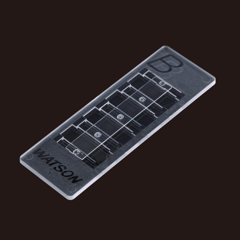 177-212C, Disposable Cell Counting Plate, Burker-Turk Type, 10plates/box, Made-in-Kobe/Japan