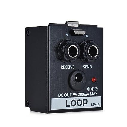 Ammoon as-151 módulo de interruptor de pedal AMP Amplificador ...