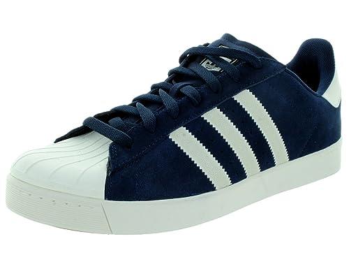 Adidas Superstar Vulc Adv Hombre Zapatillas Skate Blancas