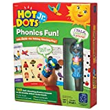 Educational Insights Hot Dots Jr. Phonics Fun! Set with Ace Pen
