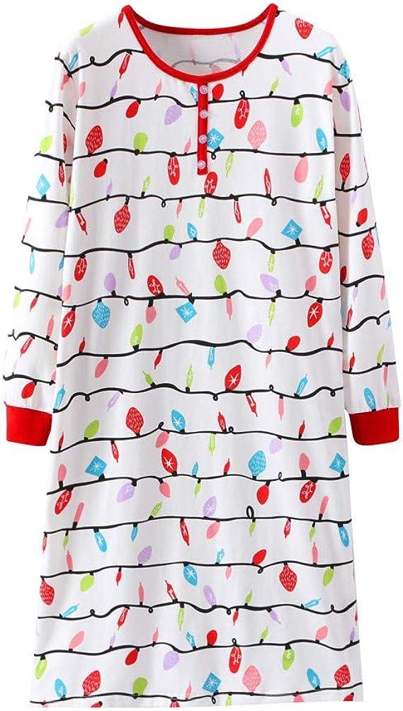 cinnamou Pijama Familiar De Navidad para Mujeres NiñOs Bebé ...