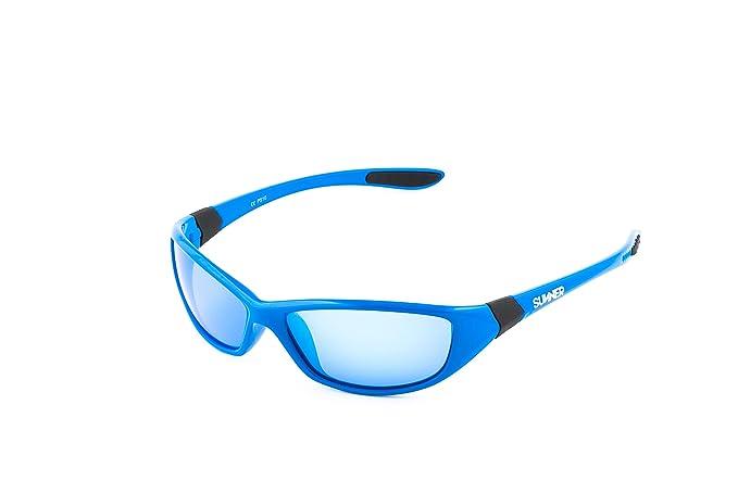 Sunner Gafas de Sol Para Hombre y Mujer Protección UV400 SUP510 Lentes Polarizadas Montura Ligera Resistente