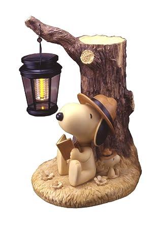 Snoopy Solar Powered Garden Light: Lantern (japan Import)