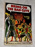 Bring on the Bad Guys, Stan Lee, 0671223550