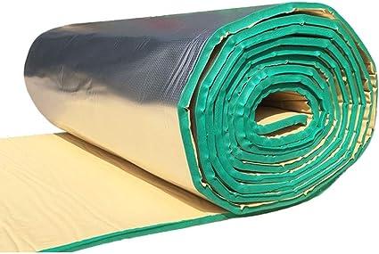 Aislamiento térmico Aislante Algodón, Color Fácil de instalar Interior y exterior Balcón Techo Resistencia a altas temperaturas Aislamiento Algodón (Color : Green): Amazon.es: Instrumentos musicales