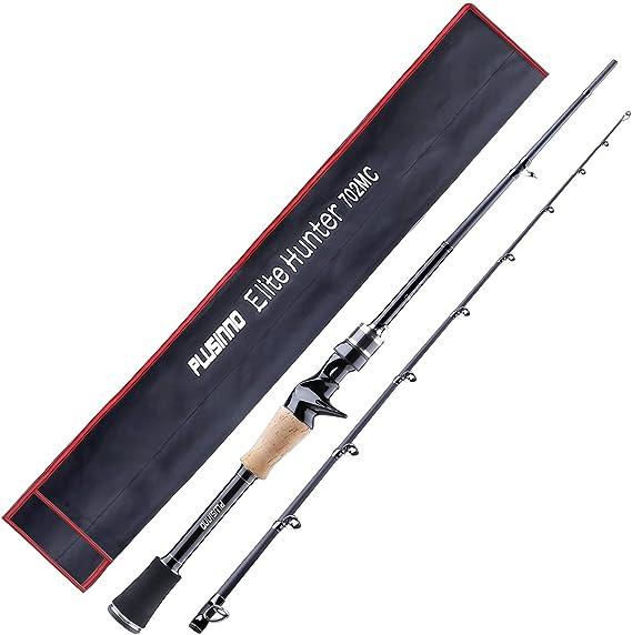PLUSINNO Elite Hunter 7FT Fishing Rod